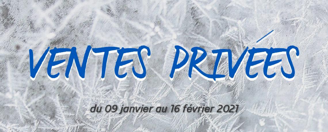 Ventes Privées au Centre Alpine La Rochelle