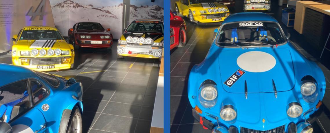 Expo Alpine La Rochelle Rallye d'Automne